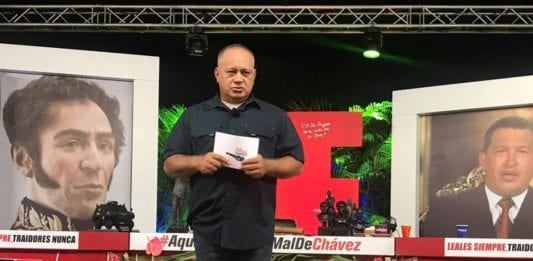 Diosdado Cabello, Aída Merlano