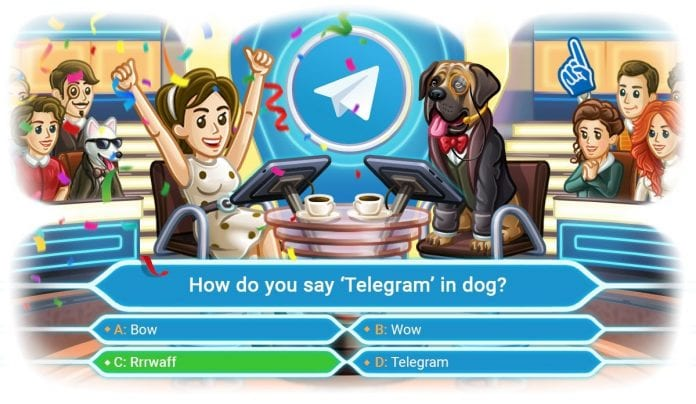 Telegram actualiza sus encuestas y permite convertirlas en concursos