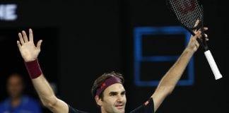 Federer Australia