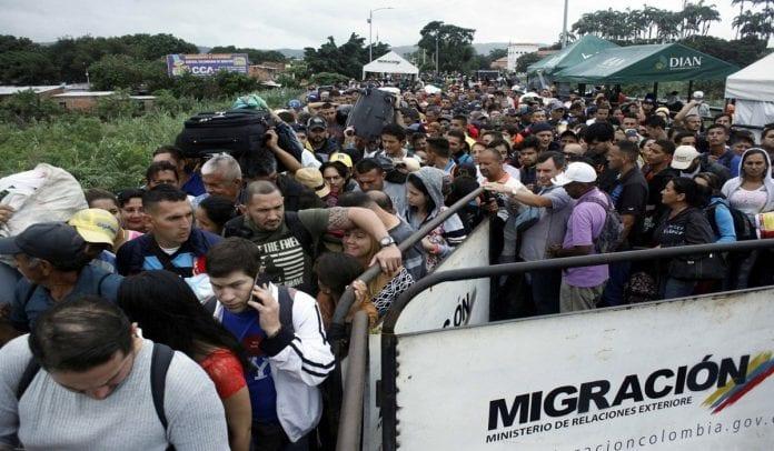 colombia habitantes venezolanos