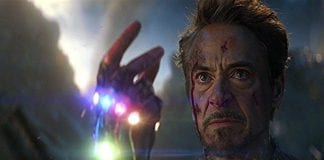Iron Man Muerte