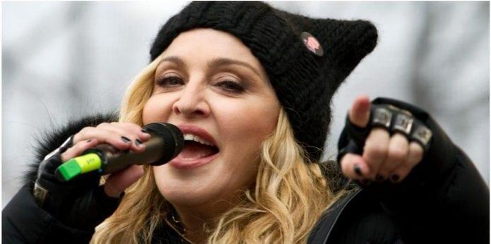 Madonna Trump