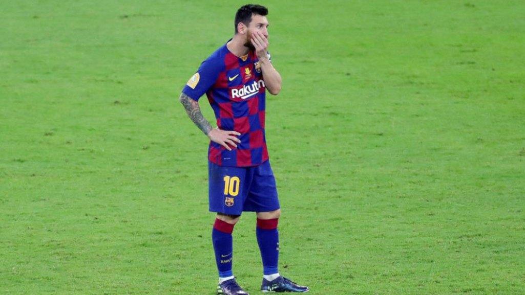 Barcelona piensa en el compañero ideal para Lionel Messi