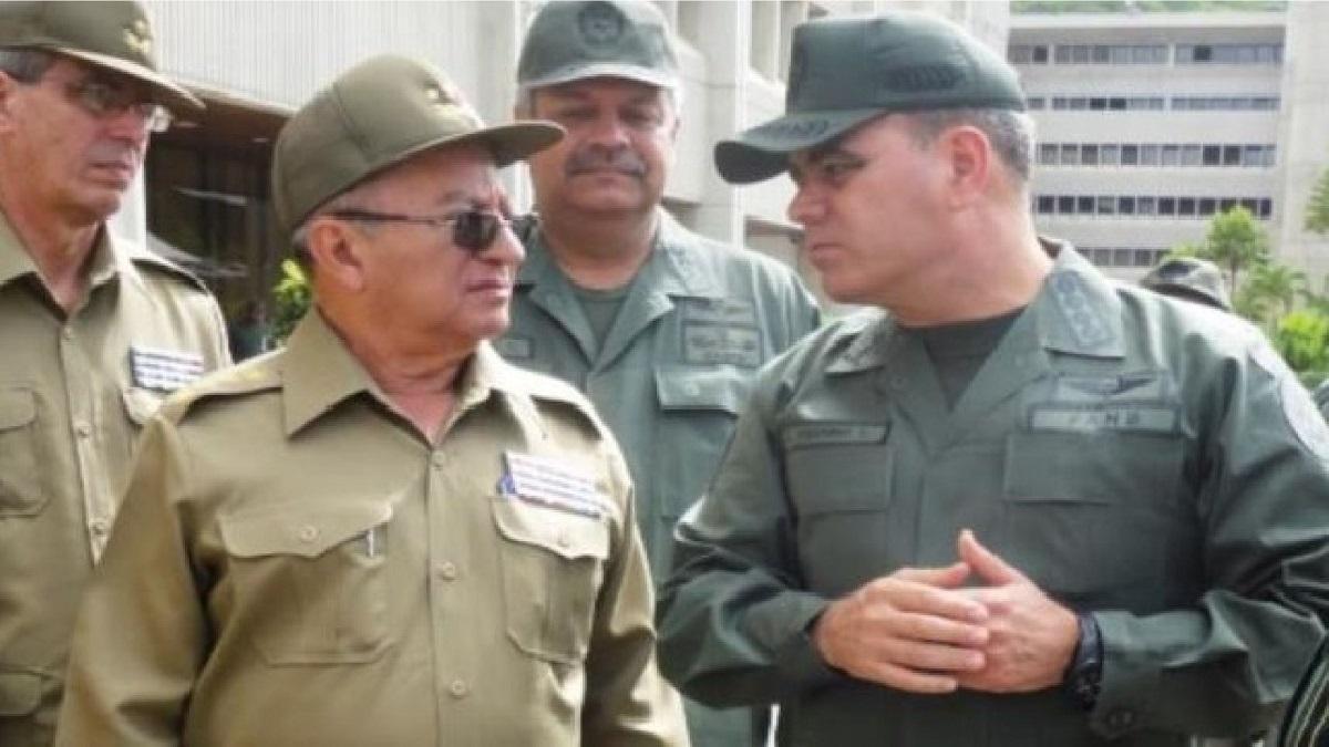 Sanciona a Leopoldo Cintras Frías, ministro de las FAR