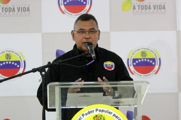 Venezuela denuncia un intento de