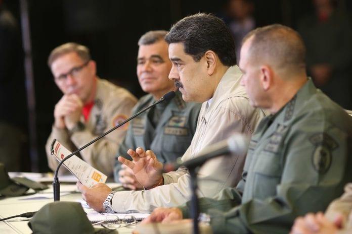 Nicolás Maduro está detrás de la estrategia contra Guaidó