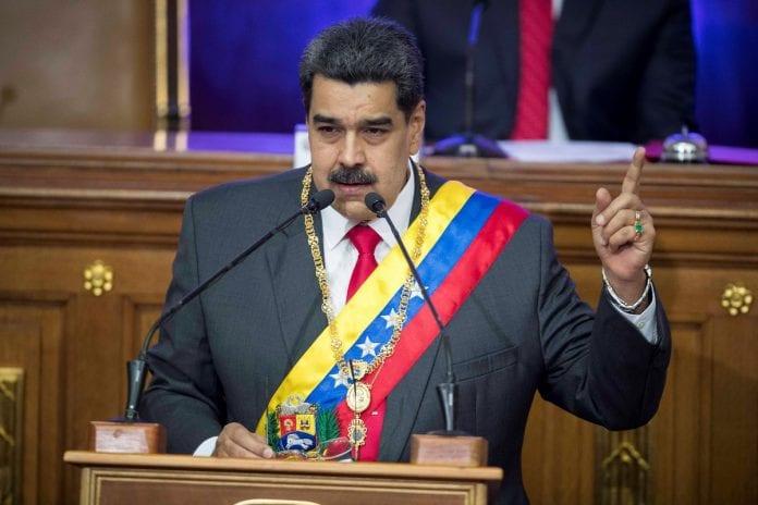 Palacio Federal Legislativo, Nicolás Maduro, Memoria y Cuenta, Juan Guaidó, Luis Parra
