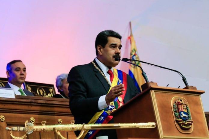 Palacio Federal Legislativo, Nicolás Maduro, Memoria y Cuenta