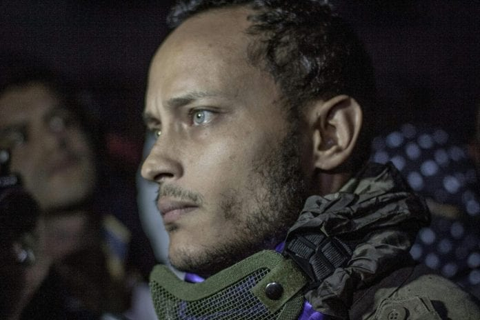 Óscar Pérez, Masacre de El Junquito