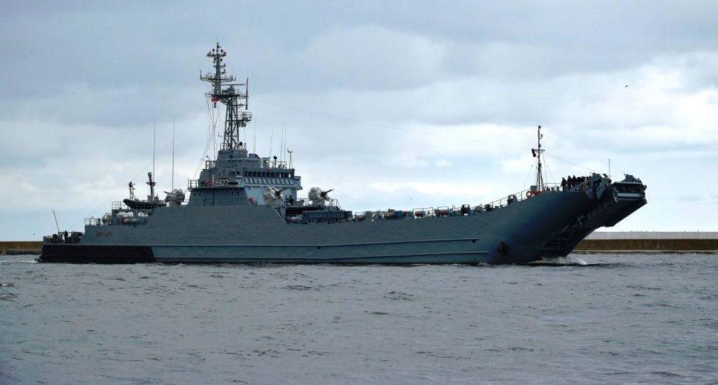 Rusia niega acercamiento peligroso a destructor de EEUU en el mar Arábigo