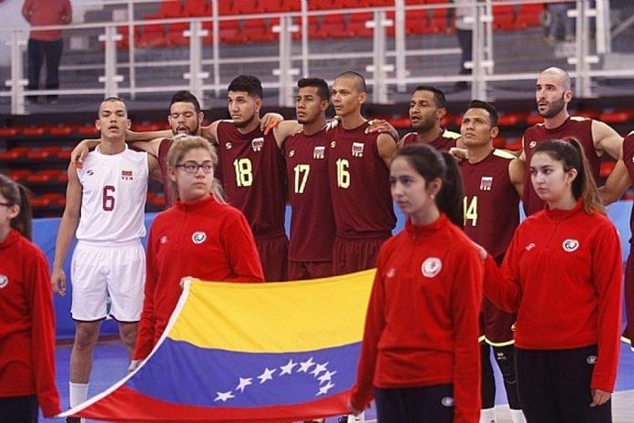 Selección de Voleibol Masculino