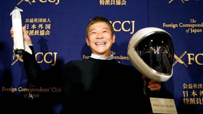 Multimillonario japonés