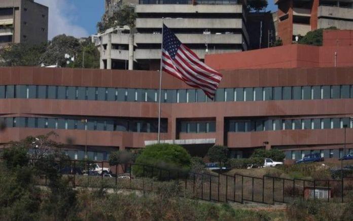 Embajada de EE UU