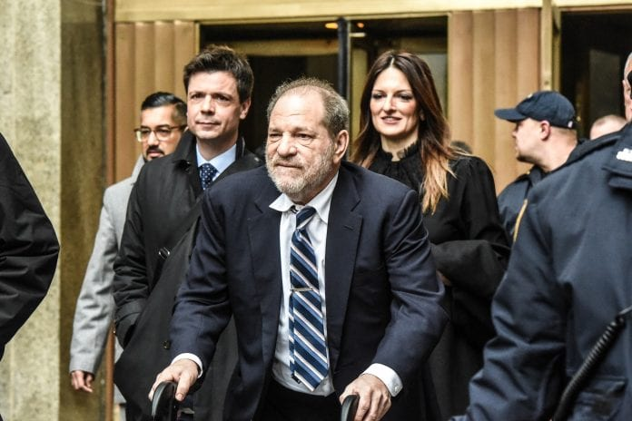 defensa weinstein