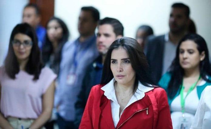 Las claves de la aparición de Aida Merlano en una corte de Caracas