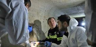 túnel banco