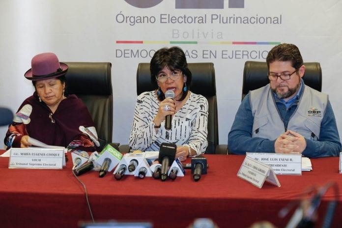 Inhabilitaron a un tercio de los candidatos a las elecciones en Bolivia