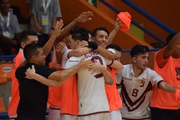 Selección venezolana de Futsal - Mundial