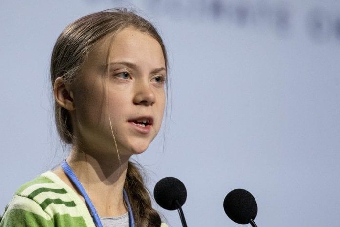 Greta Thunberg serie
