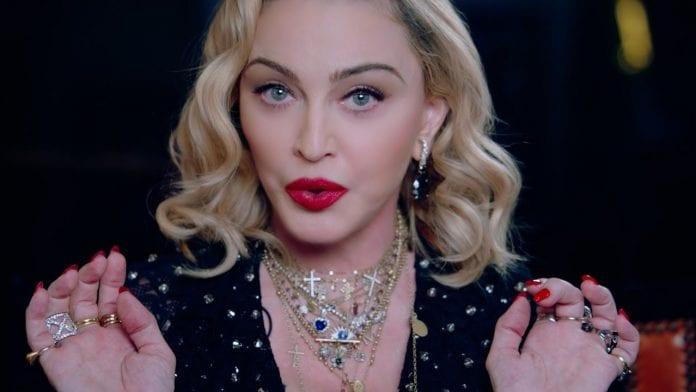 Madonna Harry Meghan