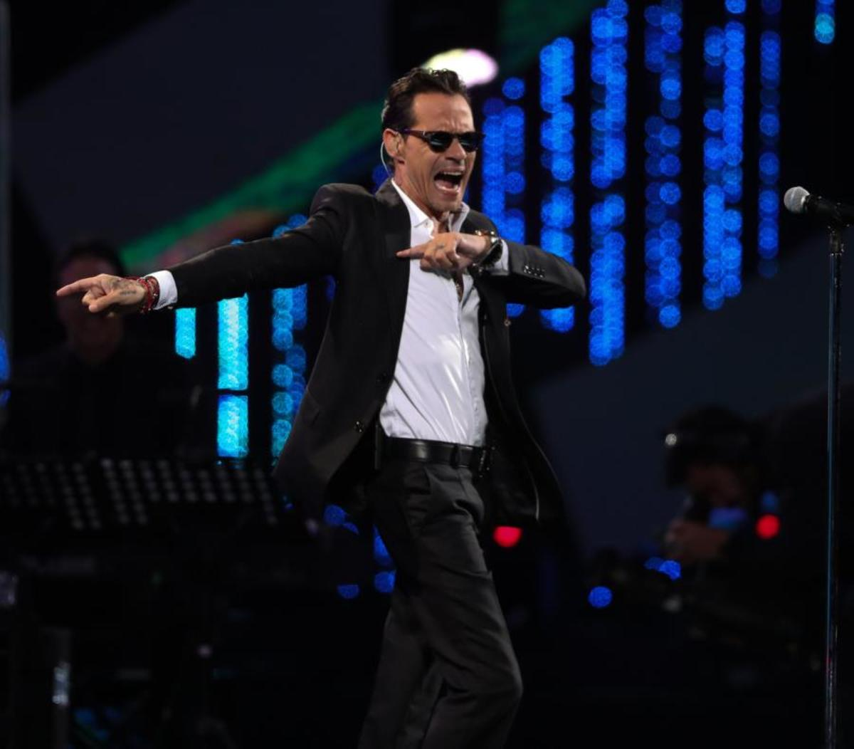 Llega Marc Anthony a YouTube con serie Opus