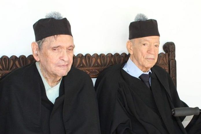 Rafael Cadenas y Guillermo Sucre