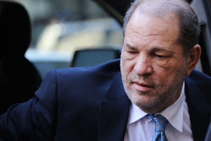 Weinstein autoridades