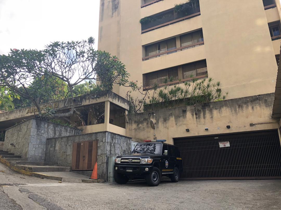 Autoridades allanan casa del tío de Juan Guaidó en Caracas