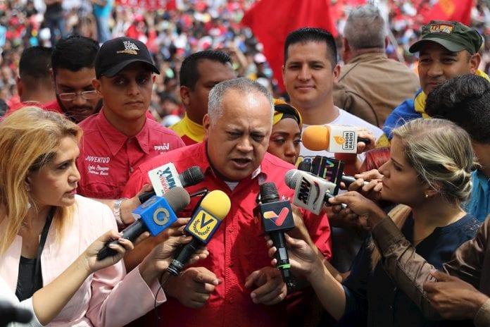 Diosdado Cabello: Nadie puede prever lo que le va a ocurrir a Juan Guaidó