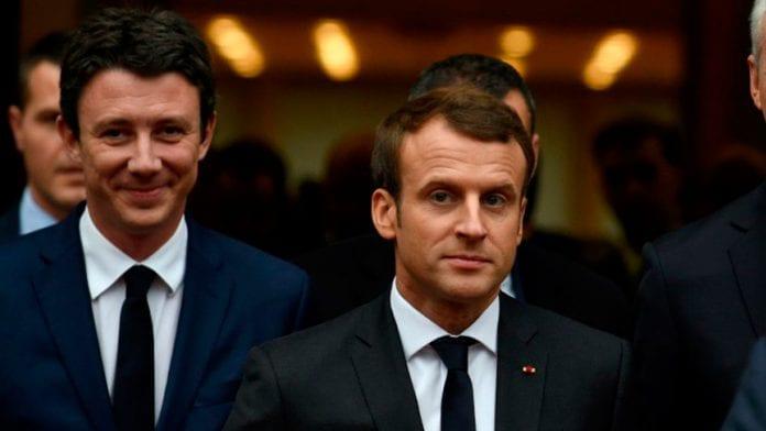 Candidato de Macron