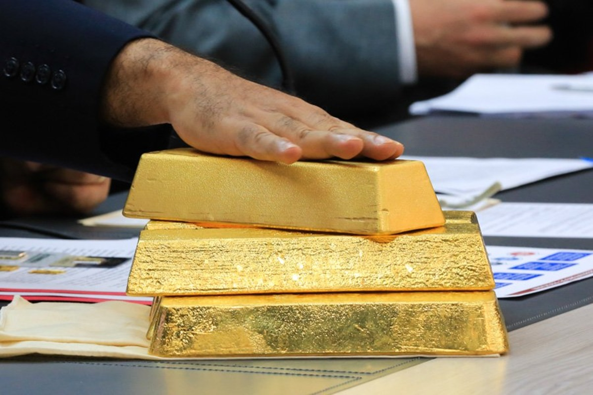 Decomisan avioneta venezolana con 932 kilos de oro puro