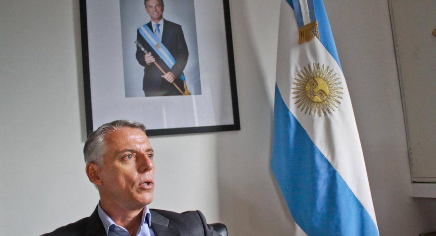 Jefe de la Embajada argentina en Venezuela dio positivo de coronavirus