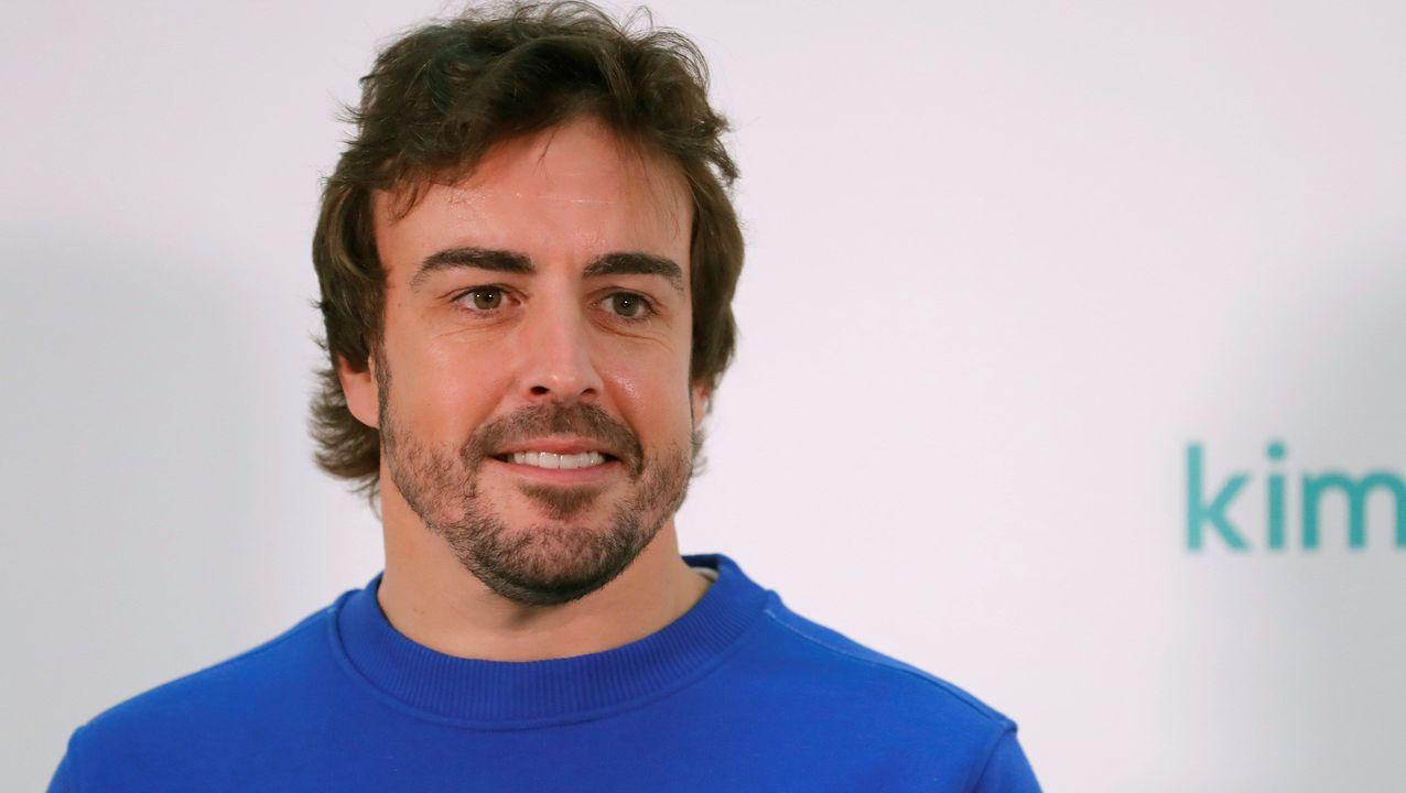 Alonso dona material sanitario para la lucha contra el coronavirus