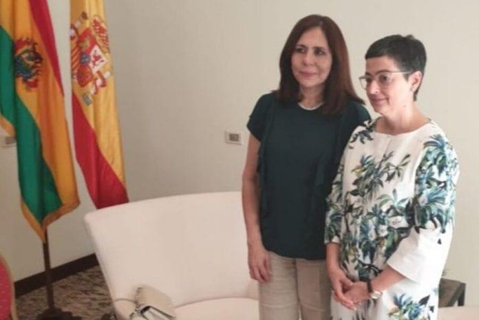 España y Bolivia