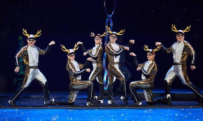 Cirque du Soleil coronavirus