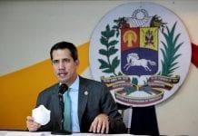 Guaidó repudió el allanamiento contra la casa de los padres del Procurador Especial