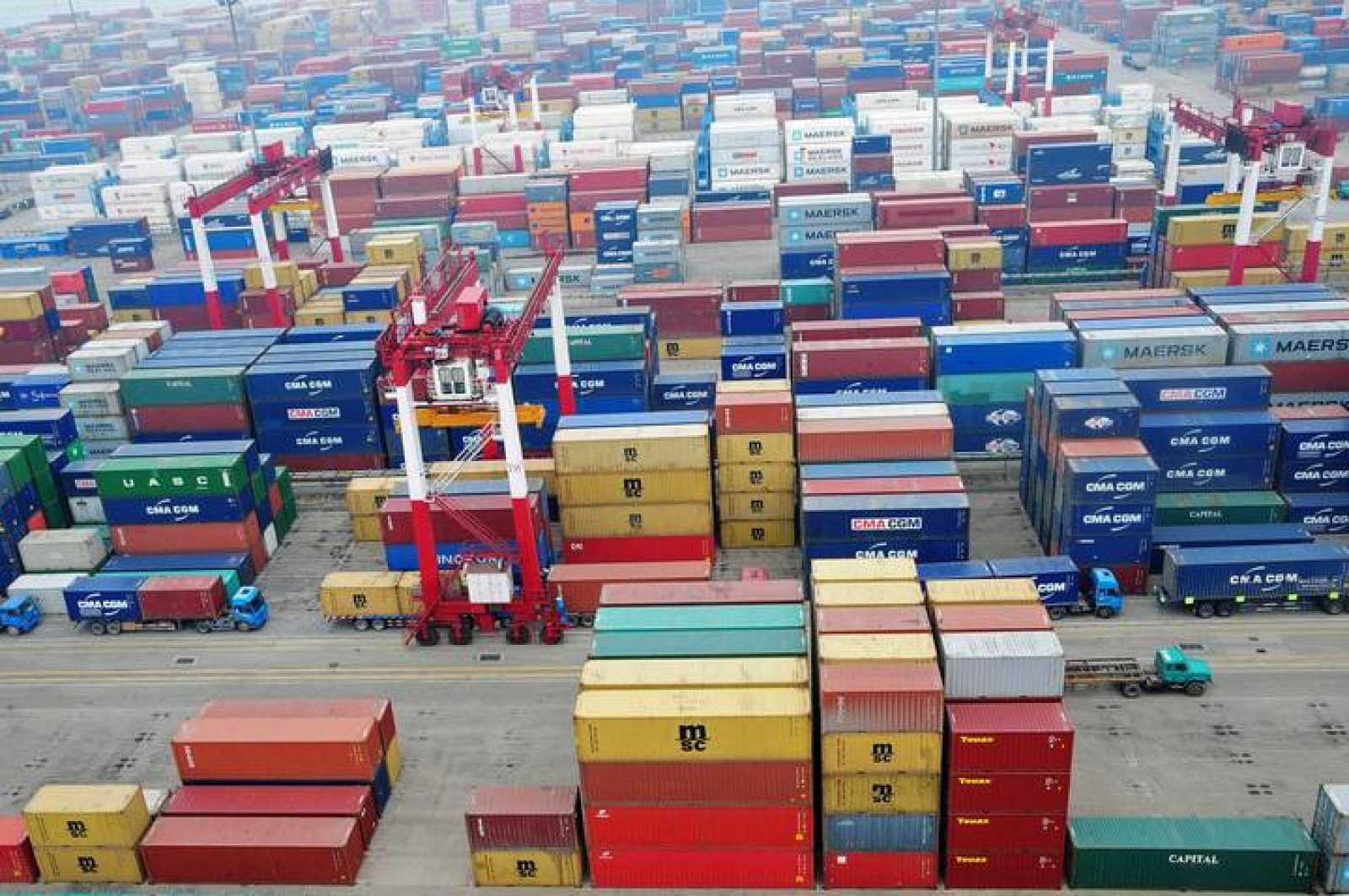 Escasez de piezas chinas provocó caída de 50 mil mdd en exportaciones