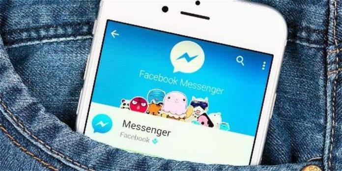 Facebook Messenger aplicación