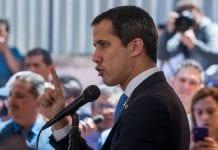 Juan Guaidó, fondos congelados en el exterior