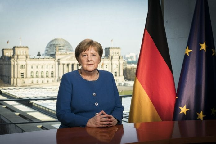 Merkel negativo