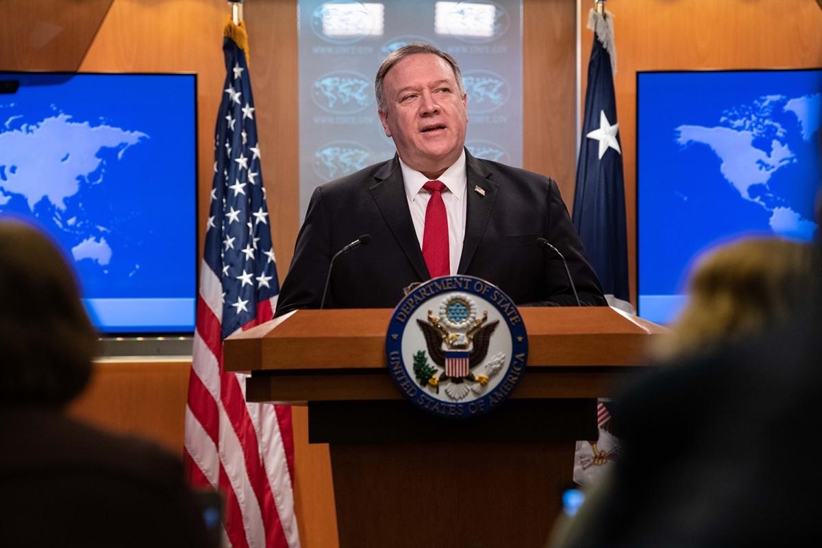 """En 13 pasos EEUU delinea el  """"Marco para la transición democrática de Venezuela"""""""