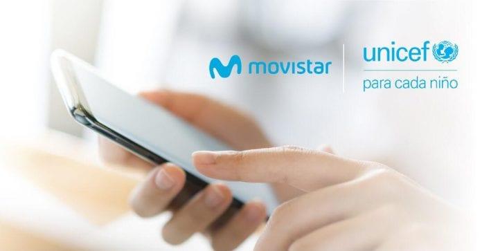 Movistar Unicef Coronavirus