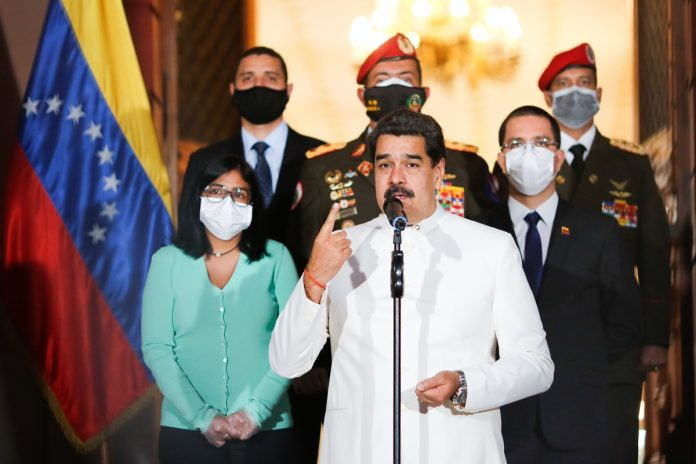 Nicolás Maduro amenazó con la Operación Tun tun
