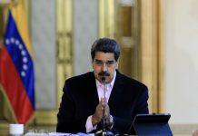 Nicolás Maduro habló de un supuesto atentado