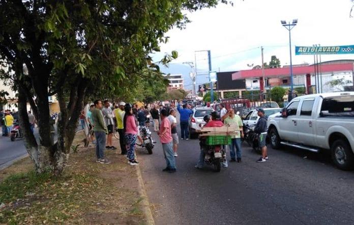 guanare protesta