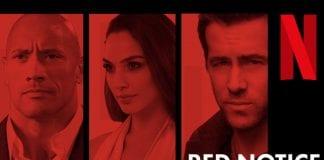 Red Notice Netflix