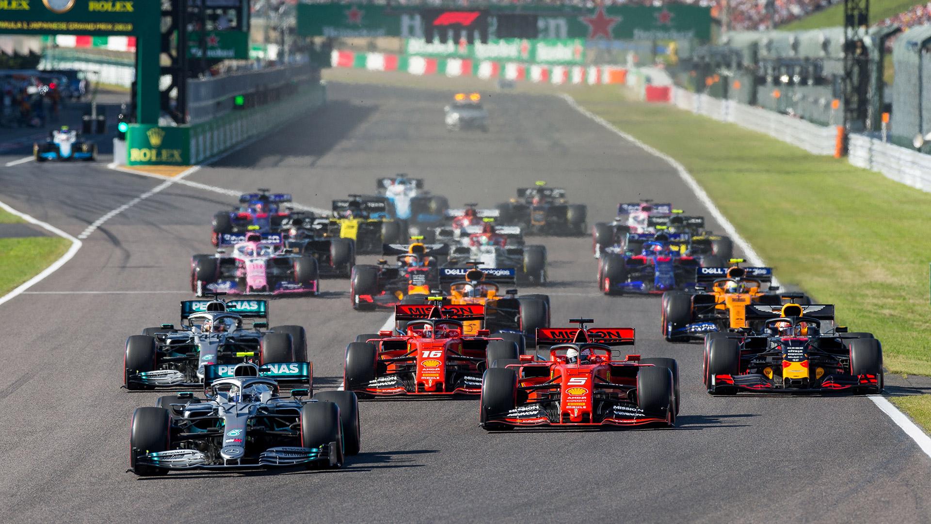 Equipos de Fórmula 1 fabrican respiradores para contagiados de Covid-19