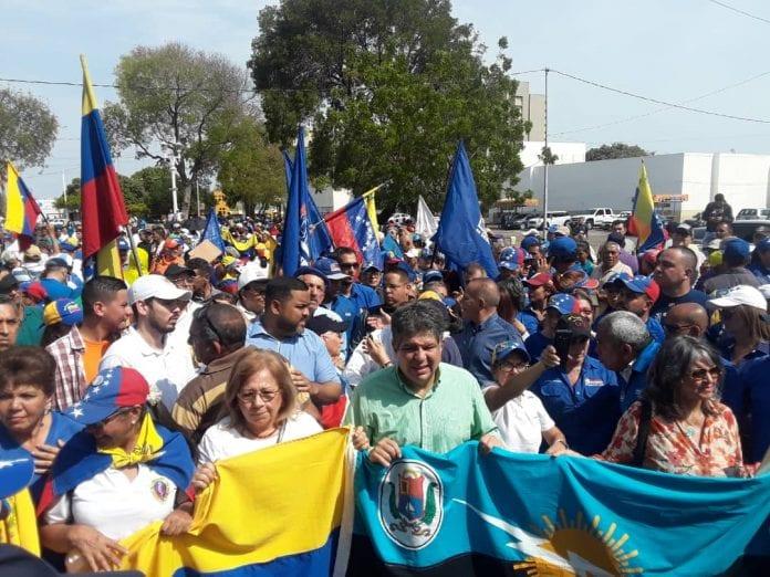 Observatorio de Conflictividad dijo que 22 estados del país acudieron al llamado de Guaidó