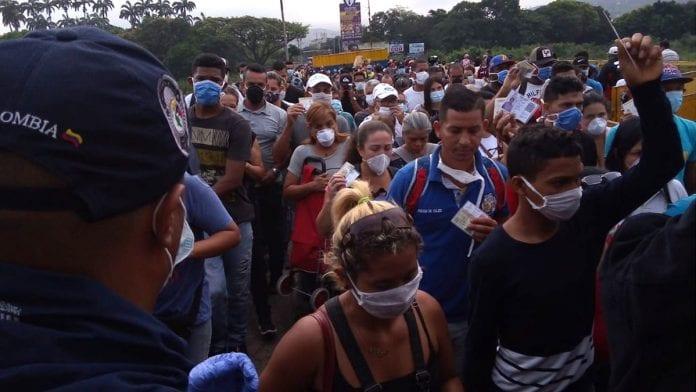 censo venezolanos
