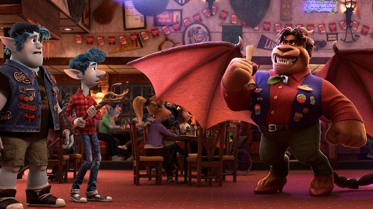 Película de Pixar, Onward